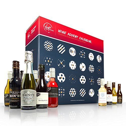 Virgin Wines Sendagift Wine Advent Calendar 2017