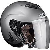 Motorradhelm Nexo Jethelm Travel Matt Titanium L