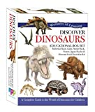 Discover Dinosaurs - Educational Box Set (Wonder of Learning)