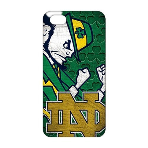 3D Notre Dame Fighting Irish For SamSung Galaxy Note 3 Phone Case Cover