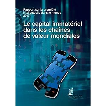 Rapport sur la propriété intellectuelle dans le monde 2017 - Le capital immatériel dans les chaînes de valeur mondiales