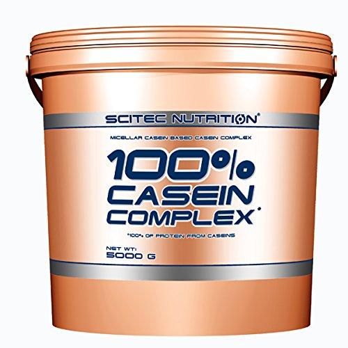 Scitec Ref.106083 Caséine Micellaire Complément Alimentaire 5 kg