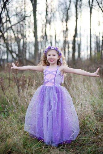 Great Pretenders Kostüm Märchenfee lila in 2 Größen (Zwei Kostüme Für Zwei)