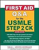 Image de First aid Q&A for the USMLE step 2 CK