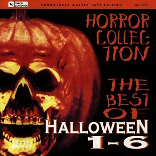 Best of Halloween 1-6 (2 Film-soundtrack Halloween)