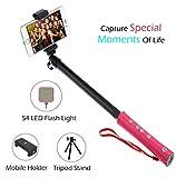 F-EYE® Bluetooth Selfie Stick Integra...