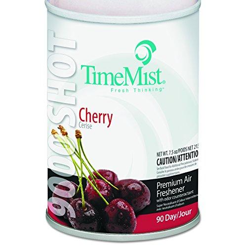 TimeMist 10426469000Shot von, Cherry, Stück, Aerosol (Fall von 4)