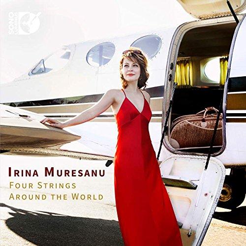 Preisvergleich Produktbild Four Strings [Irina Muresanu] [Sono Luminus: DSL-92221]