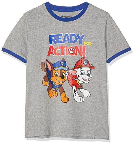 n T-Shirt 6931, Gris, 6 Jahre ()