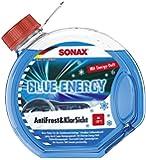 SONAX 132400 AntiFrost&KlarSicht BlueEnergy -20°C, 3 Litre