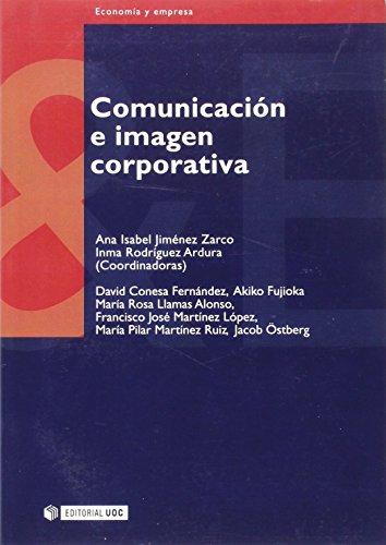 Comunicación e imagen corporativa (Manuales)