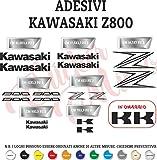 Sticker Mimo Autocollants Kawasaki Z800 compatibles avec décalcomanies Autocollantes