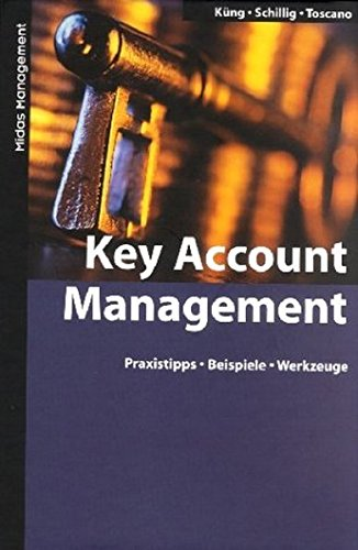 Key Account Management Buch Bestseller