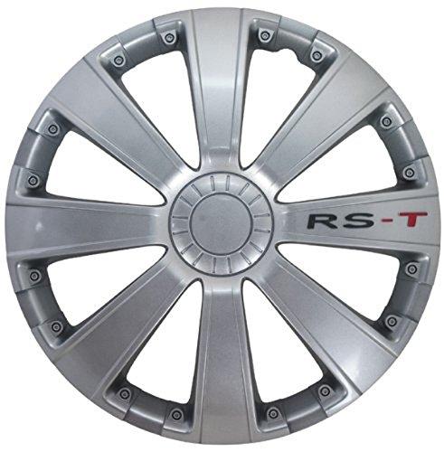 Preisvergleich Produktbild 35,6cm RST Radzierblenden Set von 4Für Ford Eco Sport 14-on