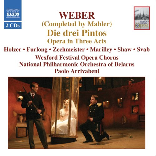 Weber / Mahler: Drei Pintos (Die)