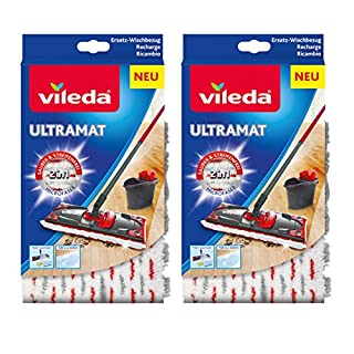 Vileda UltraMat Ersatzbezug - Doppelpack