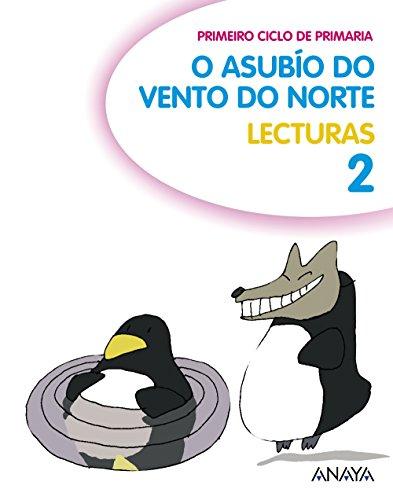 Lecturas 2: O asubío do Vento do Norte - 9788466742436 por Paula Carballeira Cabana