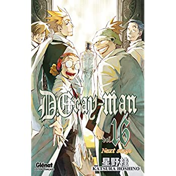 D.Gray-Man - Édition originale - Tome 16: Next stage