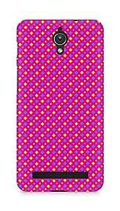 Amez designer printed 3d premium high quality back case cover for Asus Zenfone C ZC451CG (Geometric Bright Pattern)
