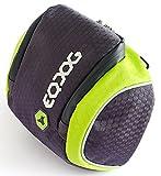 EQDOG 150-435 Alforja Flex Pack Gris