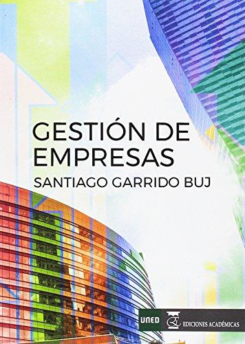 Gestión de empresas por Santiago Garrido Buj
