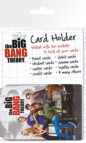 GB eye LTD, The Big Bang Theory, Classroom, Porte Carte