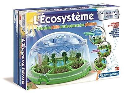 Clementoni - 62209-Écosystème-Jeu scientifique
