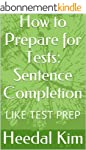 How to Prepare for Tests: Sentence Co...