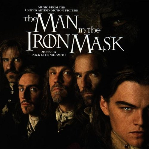 Image of Glennie - Smith: The Man in the Iron Mask [SOUNDTRACK]
