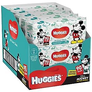 Huggies Disney Salviette Umidificate per Bambini, 10 Pacchi da 56 Pezzi 3 spesavip