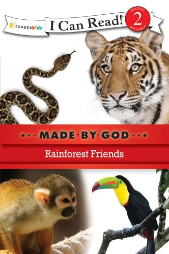 Rainforest friends.
