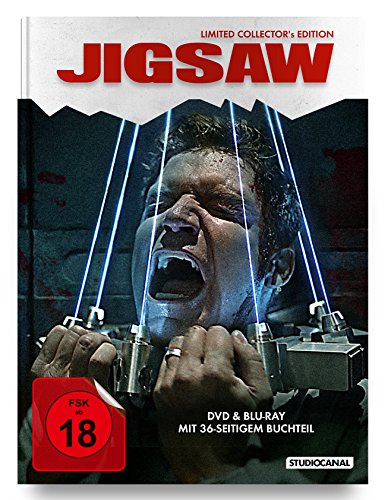 Jigsaw / Limited Collector's Edition [DVD und Blu-ray] -