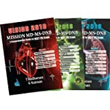 #10: Vision 2018 Mission MD. MS. DNB Neet PG Medical Exam 3 Vols. set 1st/2017 (Vision Series)
