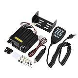 Zerone Auto Walkie Talkie UKW UHF Frequenz Mini Farbbildschirm Mobiler CB Transceiver mit 200 Kanälen