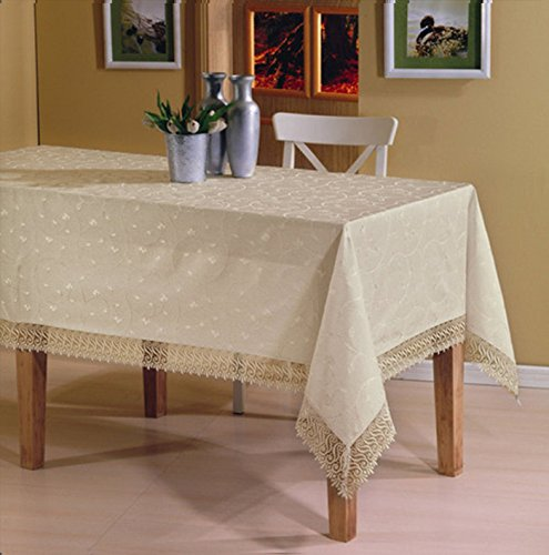 luxury-rectangular-tablecloths-in-cream-with-lace-finish-edges-160-x-320cm-63-x-126-boxed