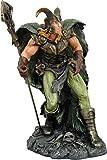 Loki Germanischer Gott des Bösen 35 cm Odin Figur nordische Götter