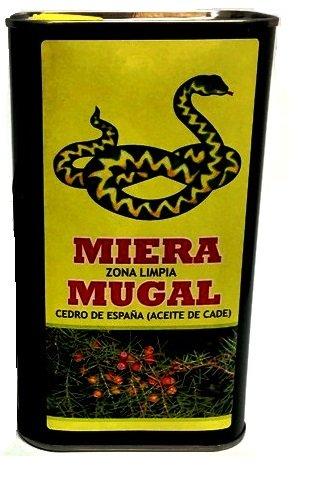 Ahuyentador para serpientes Mugal 1kg.