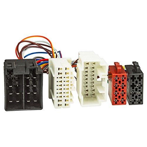 tomzz Audio 7317-000 ISO Abzweig Adapter (T-Kabel) für Honda, Suzuki, Opel Agila ab 08,Nissan Pixo ab 09, Fiat Sedici ab 06, für Freisprecheinrichtungen mit ISO-Anschluss (z.B. Parrot, THB, Funkwerk Dabendorf) (2015-honda Civic-zubehör)