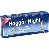Hoggar Night 25 mg Doxylaminsuccinat, 20 St