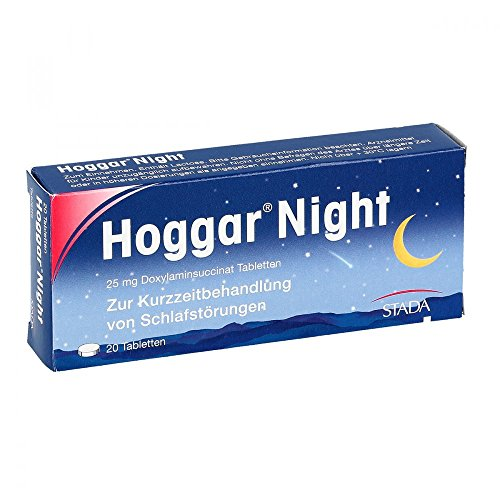 Hoggar Night Tabletten, 20 St.