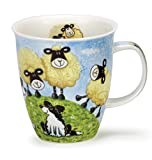 Lovely'Sheepies'Dunoon Nevis Fine Bone China Becher Form