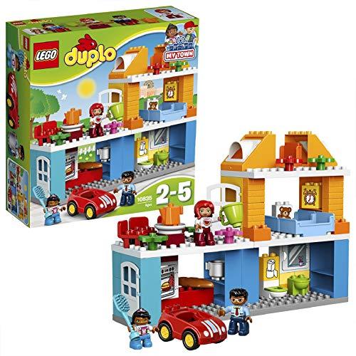 LEGO Duplo 10835 - Familienhaus, Spielzeug für drei Jährige (Für Weihnachten Zwei-jährige Geschenke)
