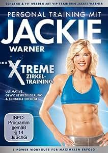 Personal Training mit Jackie Warner - Xtreme Zirkeltraining