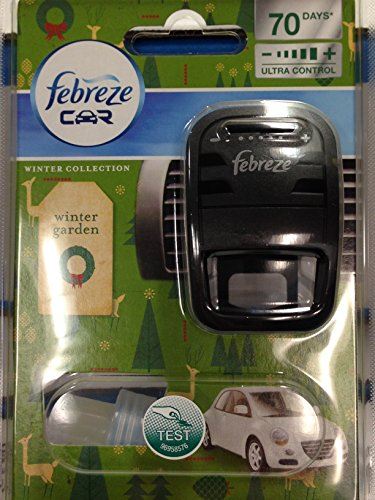 Preisvergleich Produktbild Febreze Parfüm Clip auf Vent KFZ Lufterfrischer Winter Garden