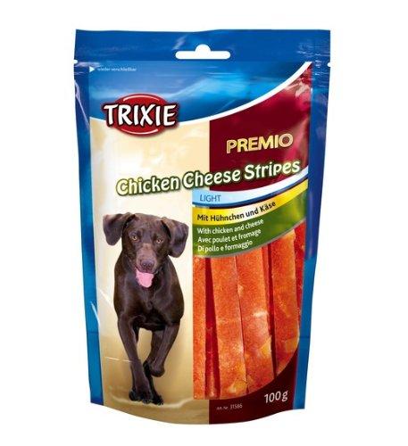 Trixie Cheese Chicken Stripes Snack Premio Al Formaggio E Pollo 100 Gramms