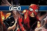 Demain Sunny Spiderman Bande dessinée Poster Art Mural Photos pour Salon Impression sur Toile Chiffon de Tissu