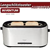 Designer Langschlitz Toaster Doppeltoaster Inventum GB 800 A...