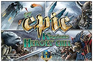 Gamelyn Games HPGAMTINY12 Tiny Epic Kingdoms: Heroes