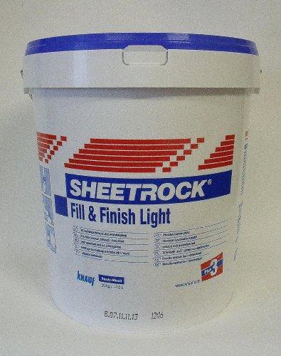 SHEETROCK® Fill & Finish light - 20 kg