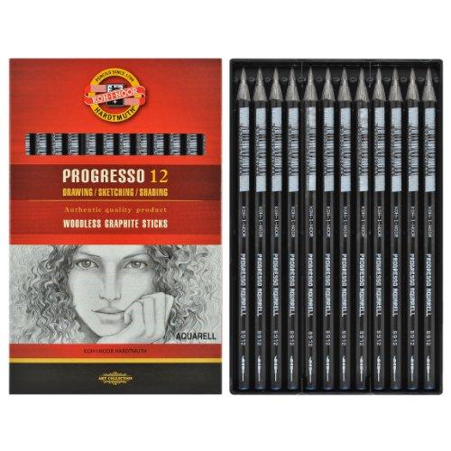 koh-i-noor-progresso-aquarell-12-pencils-8912-sans-graphite